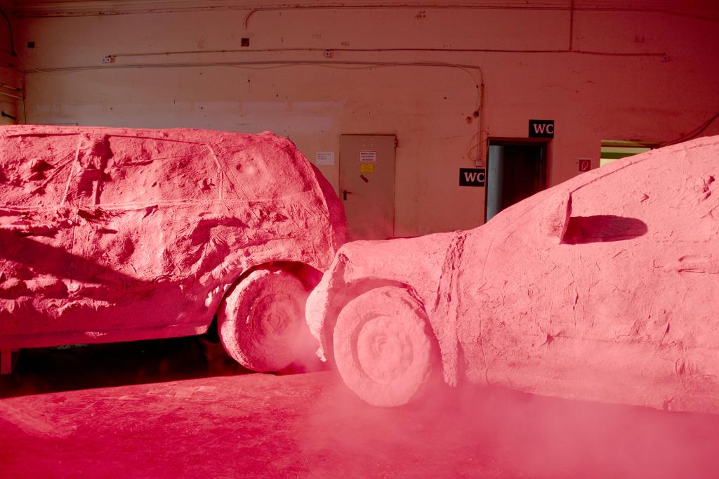 endlose UND-Reihe | Skulptur | Ines Hochgerner
