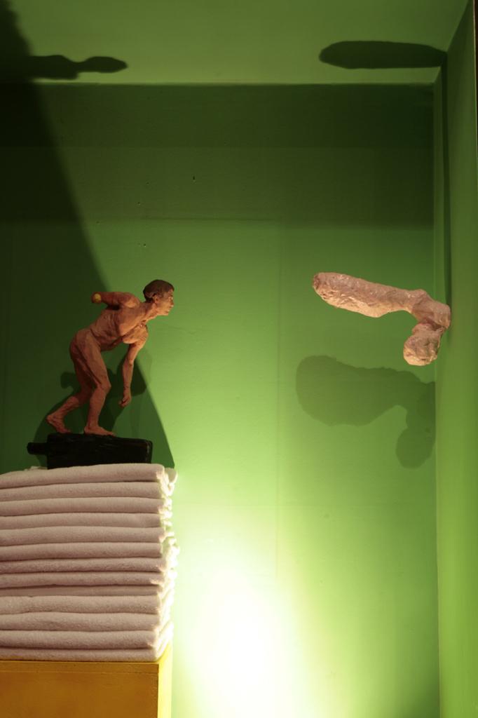 Wo Ich war, soll Es werden | Element 6 | Swinger Club | Gruppenausstellung 2010 | Ines Hochgerner